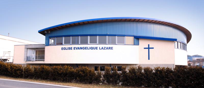 église Lazarre